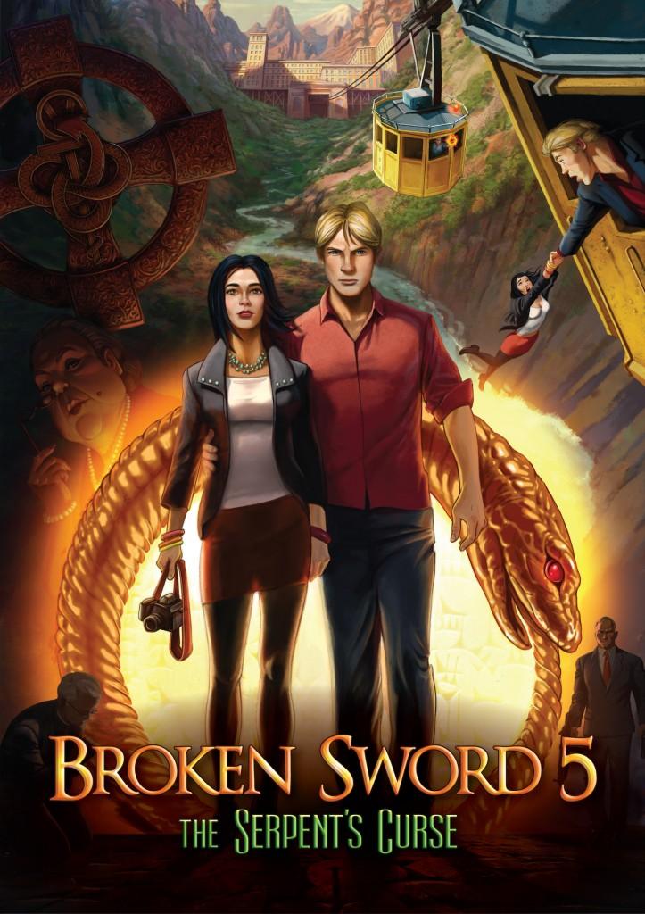 Porta del juego Broken Sword 5