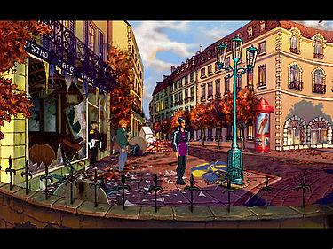 Imagen del juegoBroken Sword