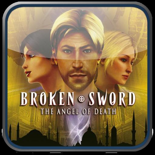 Portade del juego Broken Sword