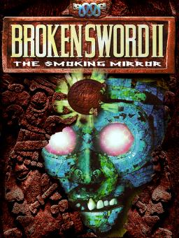 Imagen de la portada del juego Broken Sword